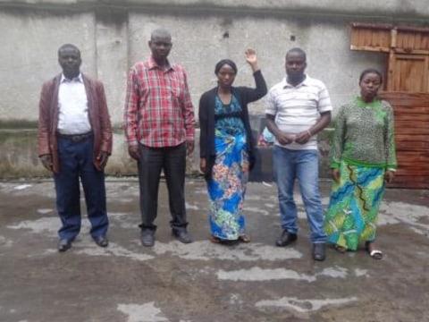 photo of Louange Group