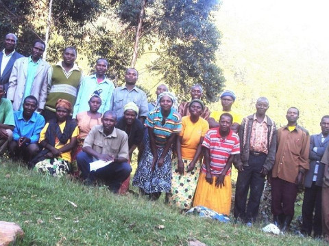 photo of Mashenya Kwetungura Group