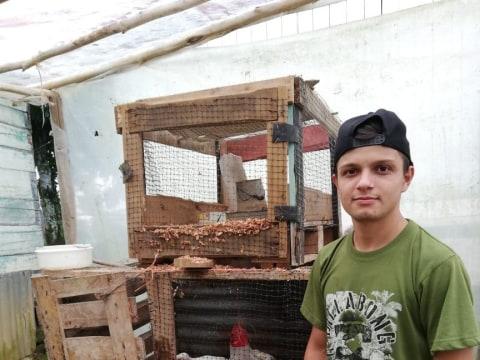 photo of Luis David