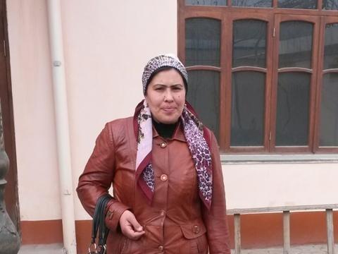 photo of Maksadzhon