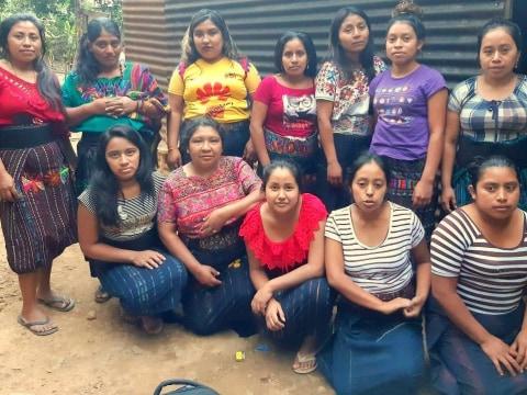 photo of Emprendedoras De Xejuyup Group