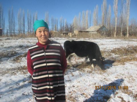 photo of Nuriyla