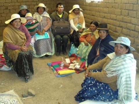 photo of Margarita De Tusuyo Group