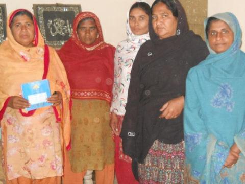 photo of Farkhanda's Group