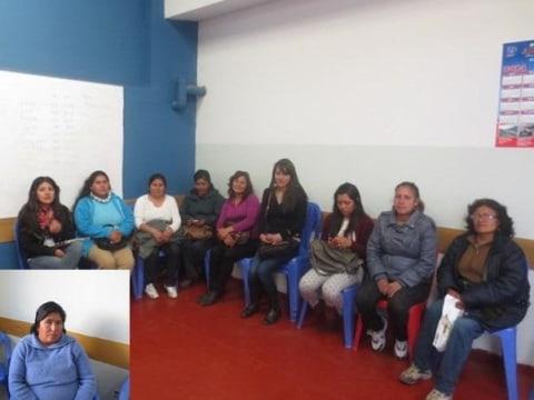 photo of Las Ñustas Group