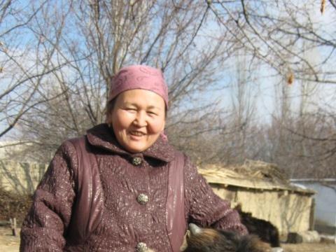 photo of Bakhtygul