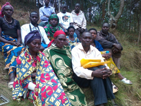 photo of Dushyigikirane Group