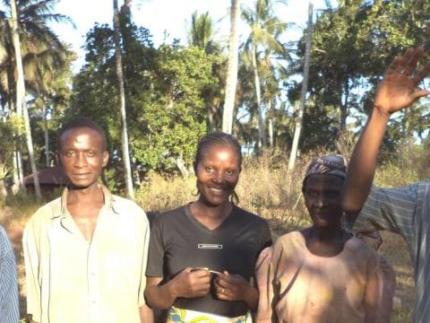 photo of Chigunda's Group