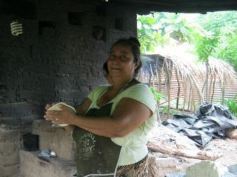 photo of María Orbelina