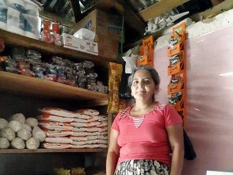 photo of María Cándida