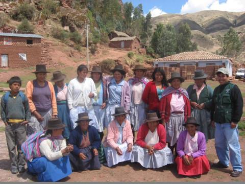 photo of Sumaq Huaytas Group