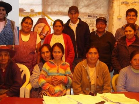 photo of Qory Orcco-Pucyura Group