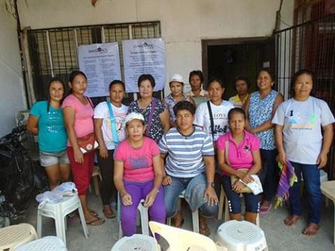 photo of Center 151 Calapi Women's Association Group