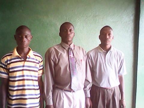 photo of Emmanuel's Group