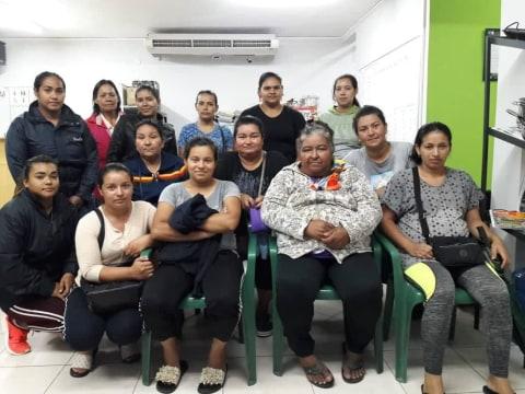 photo of Oñondivepa Group