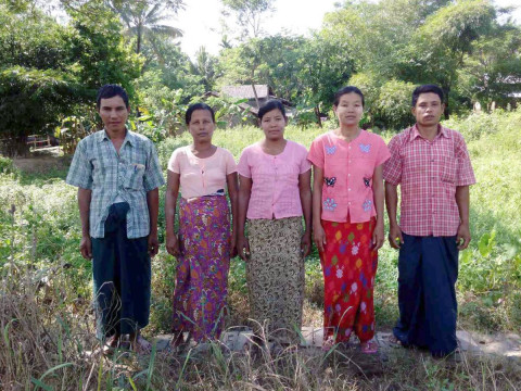 photo of La Mu Gyi Village Group