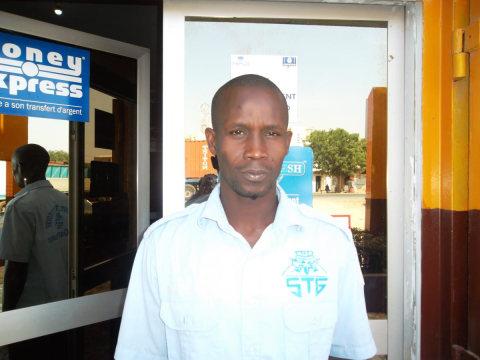 photo of Amadou