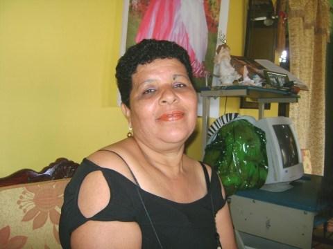 photo of Violeta María
