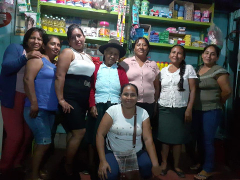 photo of Las Luchadoras Group
