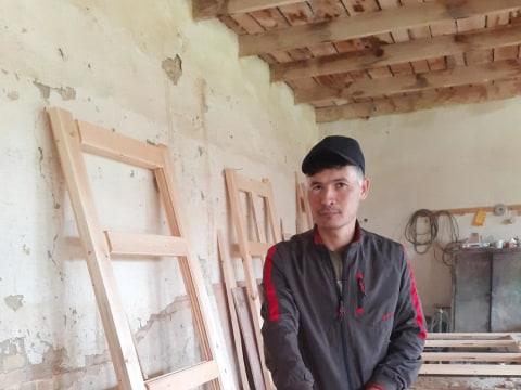 photo of Murodjon