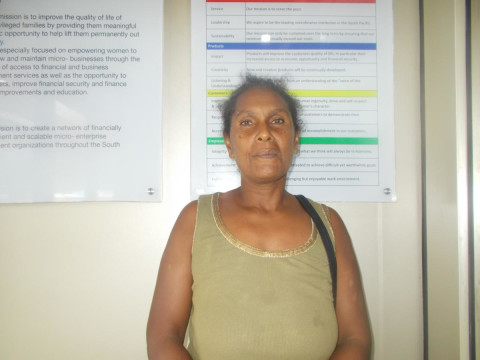 photo of Margareth