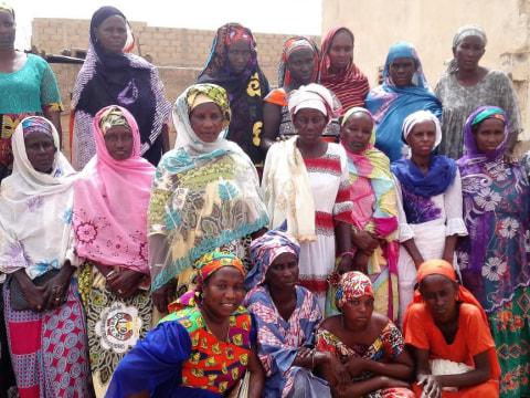 photo of Astou's Group