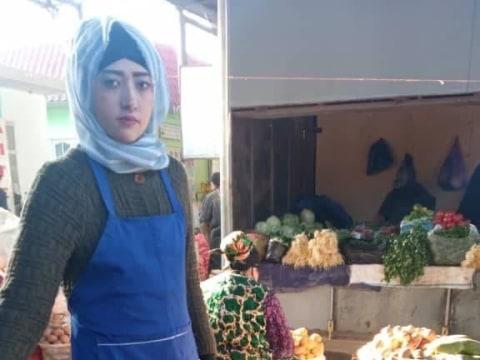 photo of Shahnoza