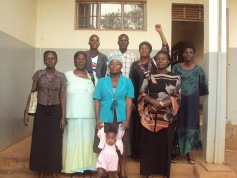 photo of Kiseera Kyonka-Jinja Group