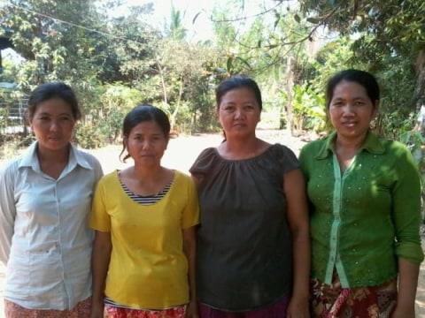 photo of Socheat's Group