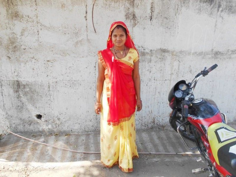 photo of Sunitaben