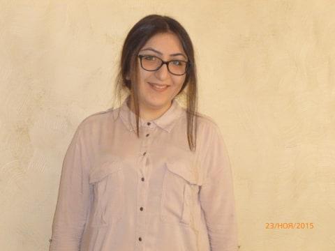 photo of Anna