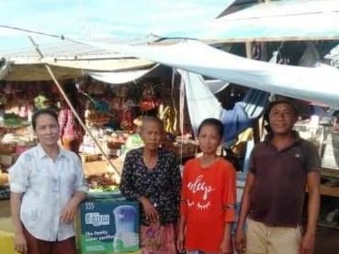 photo of Kha's Group