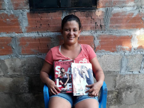 photo of Maria Nohelia
