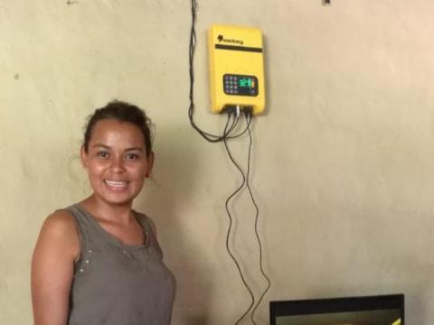 photo of Nidia