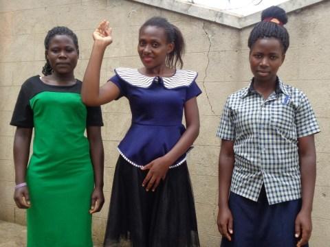 photo of Bridget's Group