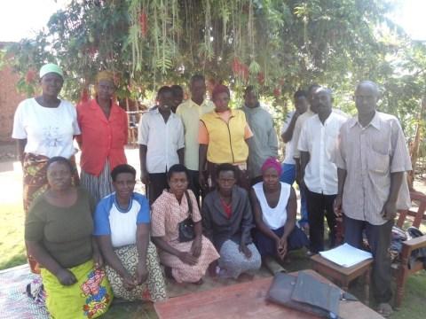 photo of Migina Tukorere Hamwe Group