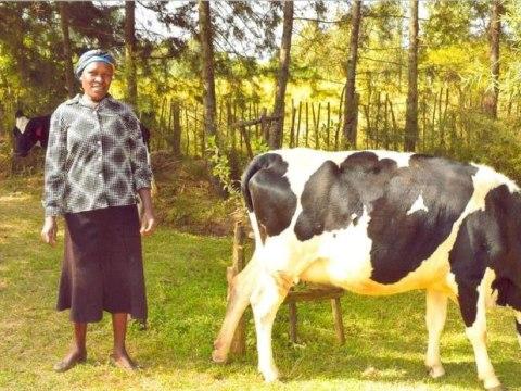 photo of Lydiah