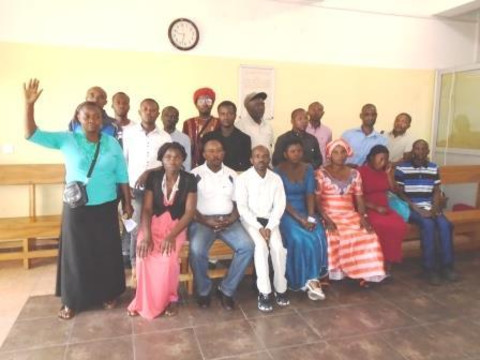 photo of Aksanti Mungu Group