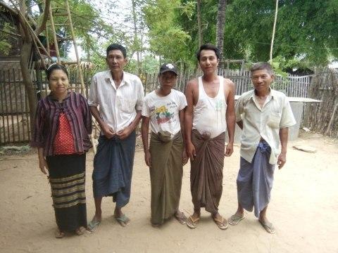 photo of Nyaung Kyat San-2 (B) Village Group