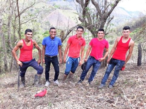 photo of Las Aguilas Del Salamar Group