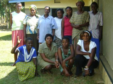 photo of Kyanyakatura Mother's Union, Bushenyi Group