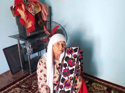 photo of Bibinur