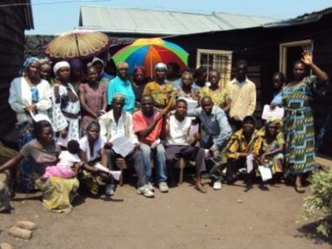 photo of La Paix Virunga Group