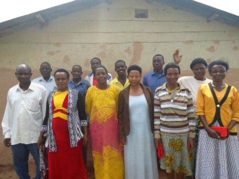 photo of Rutaraka Community Group