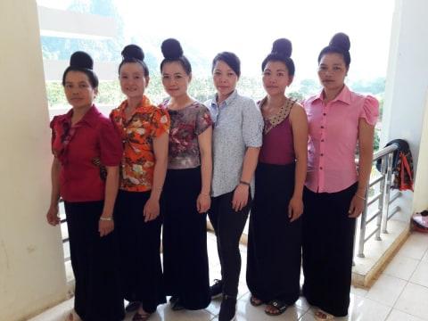 photo of Chuyen's Group