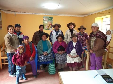 photo of Inka Sevillano Group