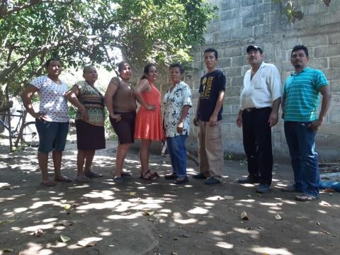 photo of Las Cenicientas Group