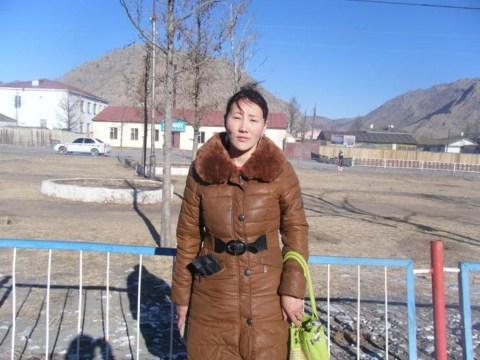 photo of Tsetsegmaa