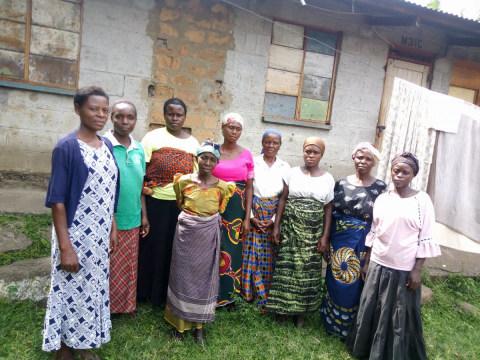 photo of Kyanjuki Thukolere Haghuma Group