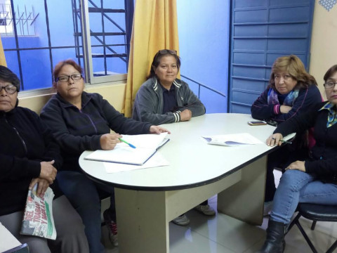 photo of Solidaridad Group